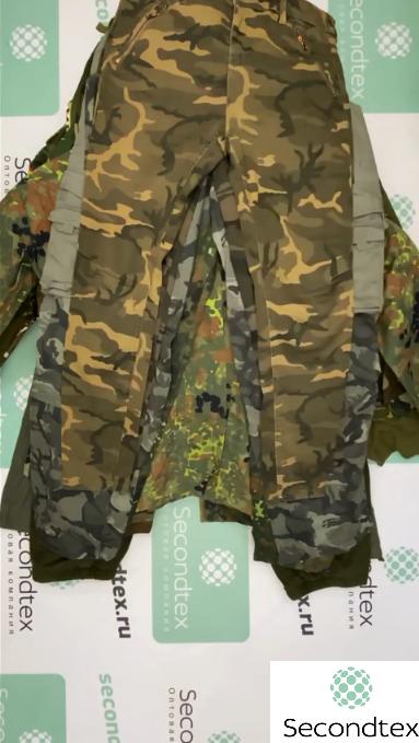 Военная одежда + одежда в стиле