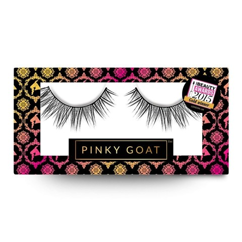 РЕСНИЦЫ Pinky Goat Natural Collection «ASMA»