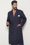 Мужской халат с шерстью B&B