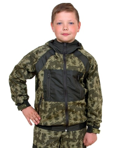 Костюм летний детский Сокол (ткань Твил 702005)