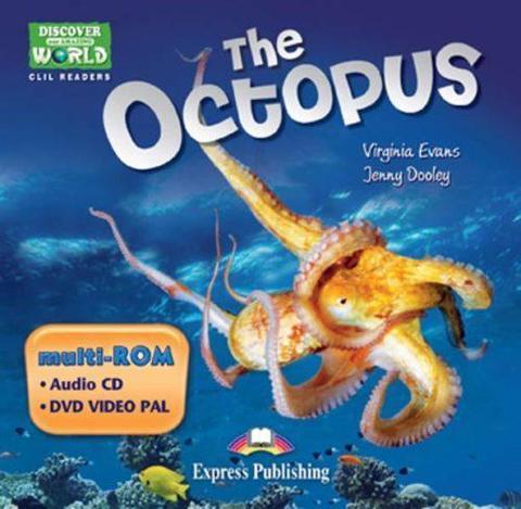 The Octopus. Teacher's multi-ROM (Audio CD / DVD Video PAL, Keys) Аудио CD/ DVD видео/ответы к упражнениям