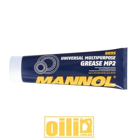 Mannol 8095 MP-2 MULTIPURPOSE GREASE 230g