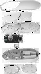 Мышь Xiaomi Mi Portable Mouse Silver Bluetooth