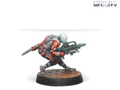 Zero (вооружен Combi Rifle)