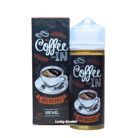 Жидкость Coffee-in 120 мл Americano