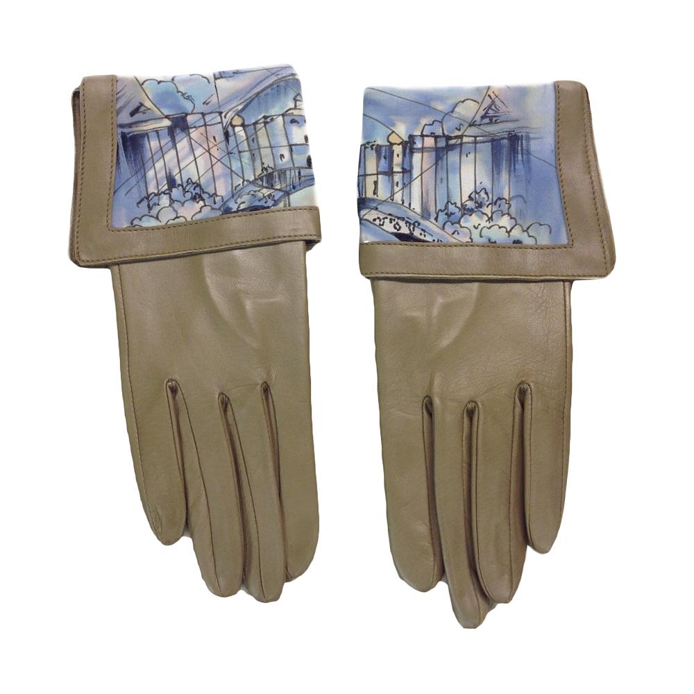 Перчатки Мокрый город-2 PR-1