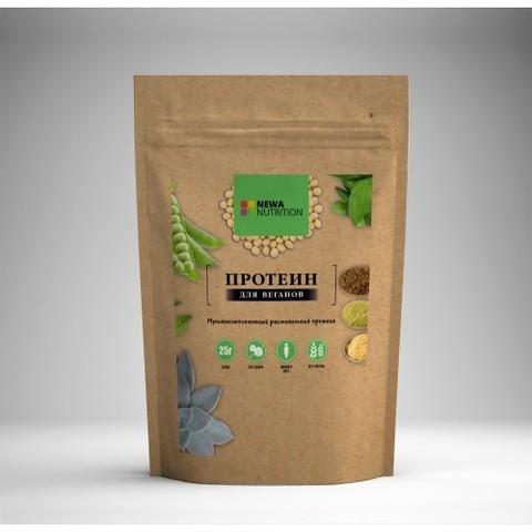 Растительный Протеин б/доб. б/сах, б/глют 700гр NEWA NUTRITION