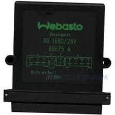 Блок управления вебасто 1569 24В / 15705D
