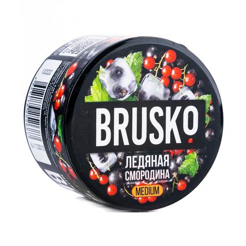 Кальянная смесь BRUSKO 50 г Ледяная Смородина