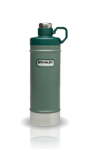 Термобутылка Stanley Classic (0,62 литра), зеленая