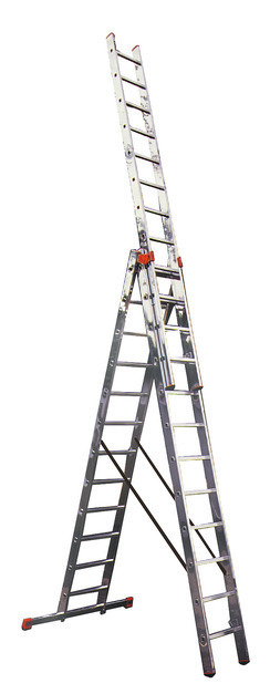 TRIBILO Универс. лестница их трёх частей с доп. функцией, 3 х 10