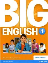 Big English 1 Pupils' Book