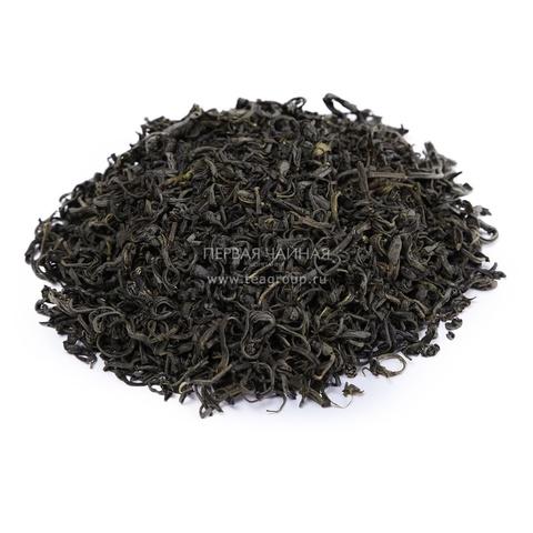 Чай зеленый китайский Лю сян мин (ароматные листочки), 100г
