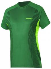 Элитная Футболка для бега Noname Pro Running 17 Green мужская