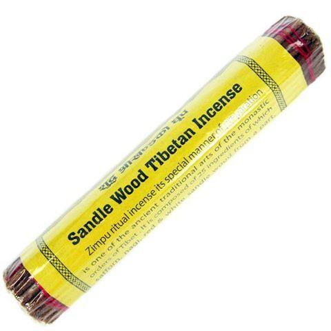 Благовония непальские Pure Sandlewood Tibetian Incense, 40-50гр