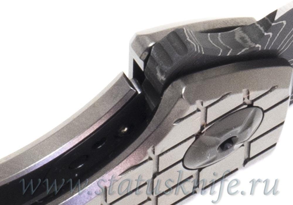 Нож Zero Tolerance ZT 0450FCDAM Damascus - фотография