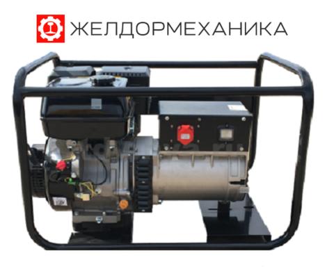 Электроагрегат путевой бензиновый АБ6 (Loncin)
