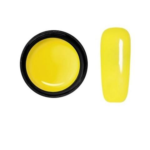 Гель краска Elpaza  №14 лимонный