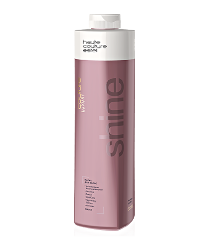 Маска для волос LUXURY SHINE, 1000 мл