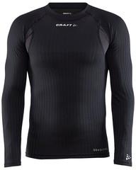 Термобелье Рубашка Craft Active Extreme X Cn LS black мужская черная