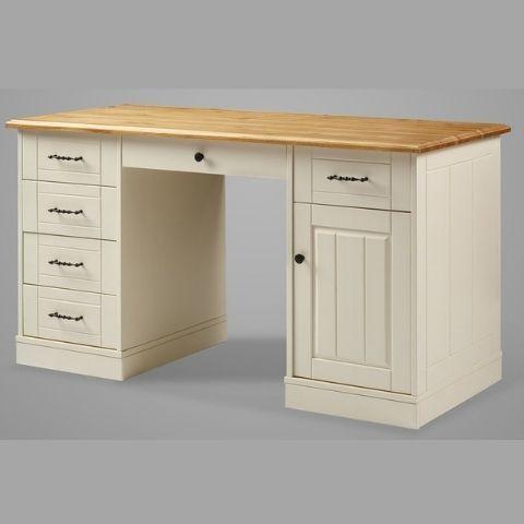 Деревянный письменный стол Дания 3