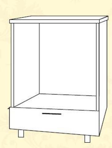Империя СД 600 Шкаф нижний духовой