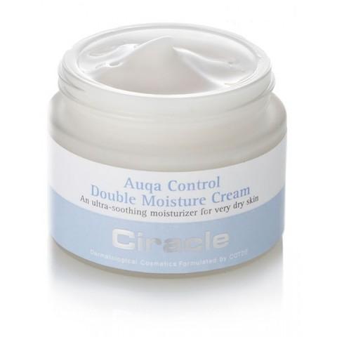 CIRACLE Moisture Крем для лица двойное увлажнение Ciracle Aqua Control Double Moisture Cream 50 мл