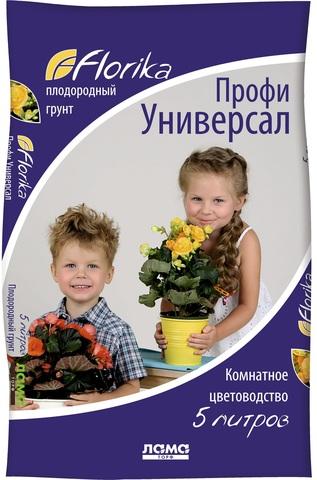 Плодородный грунт Florika Орхидея 2,5л