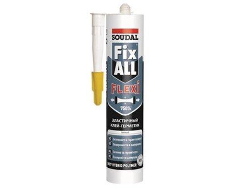 Клей герметик  Soudal FIX ALL(Бельгия)