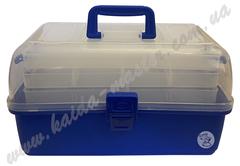 Коробка для наживки с 3 полками ZX-008