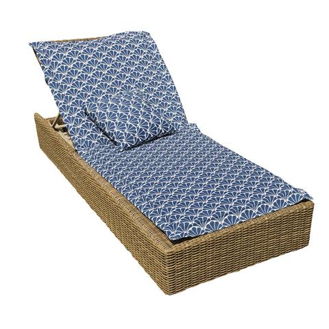 Подушка на шезлонг Гарден уличная коллекция