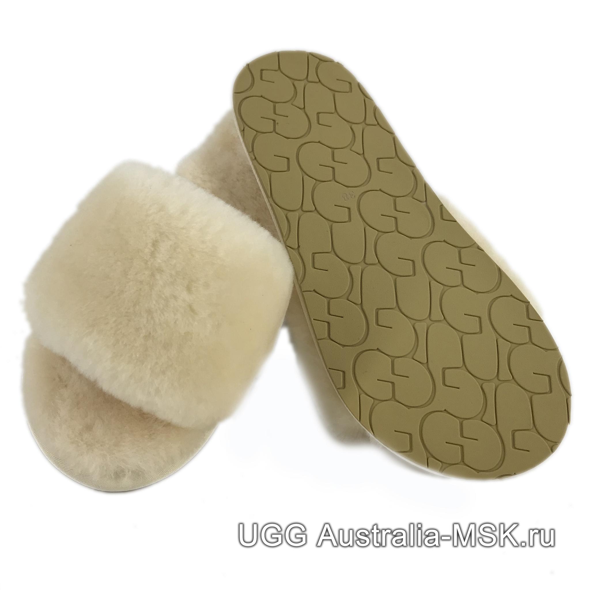 UGG Slipper Cream
