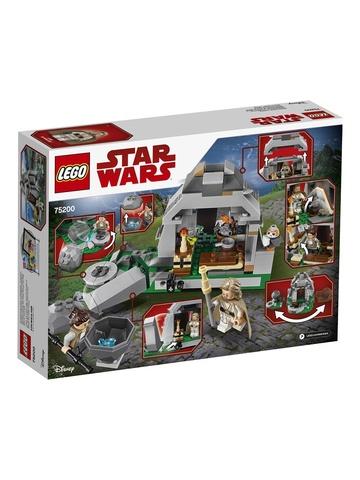 LEGO Star Wars: Тренировки на островах Эч-То 75200 — Ahch-To Island Training — Лего Стар ворз Звёздные войны