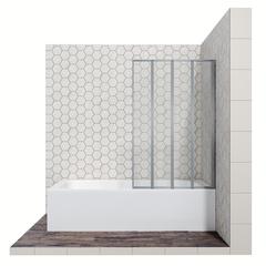 Шторка для ванны Ambassador Bath Screens 16041111R 100 см