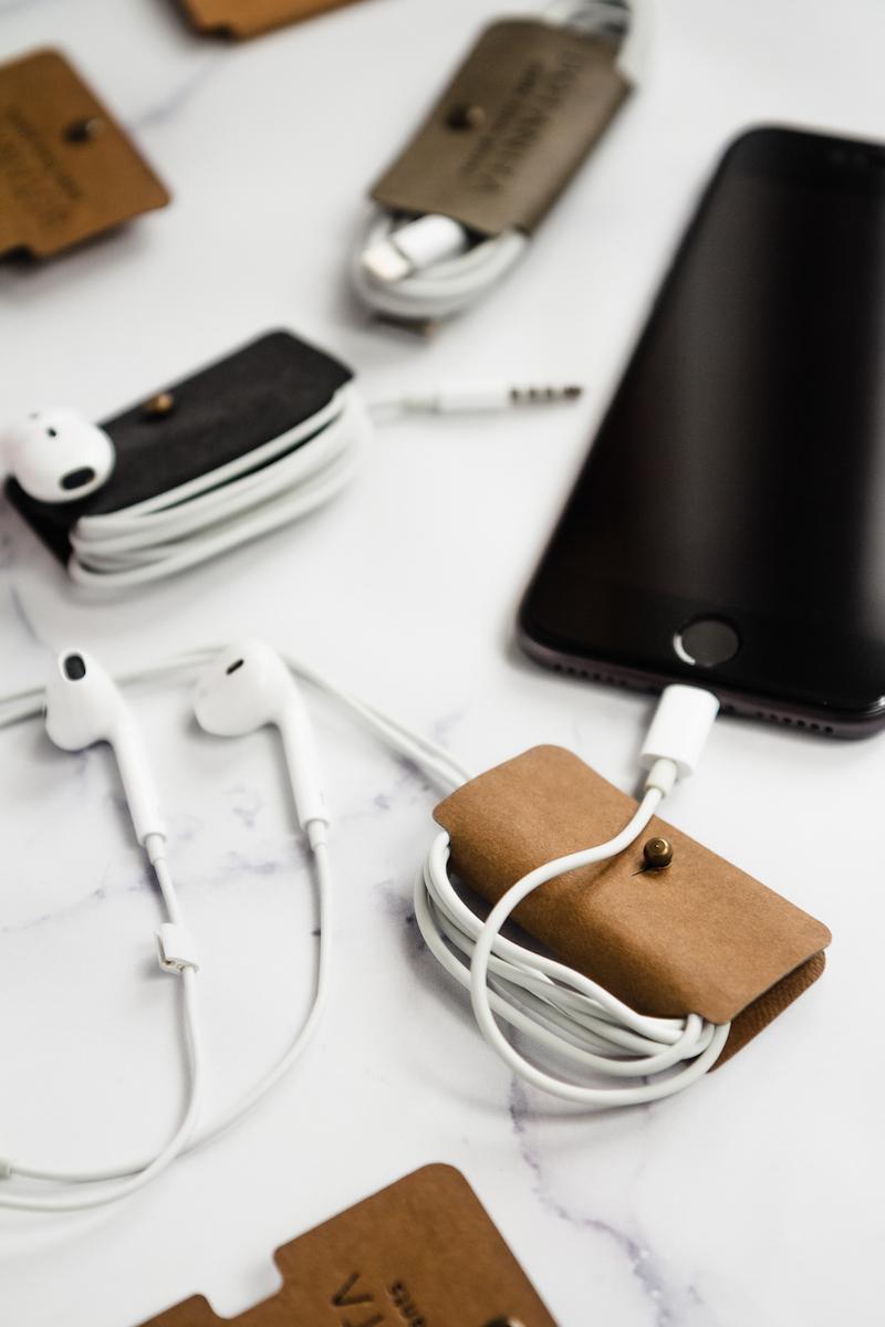 Экохолдер кабелей