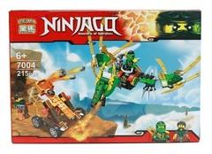 Конструктор Ниндзяго Зеленый дракон — Ninjago
