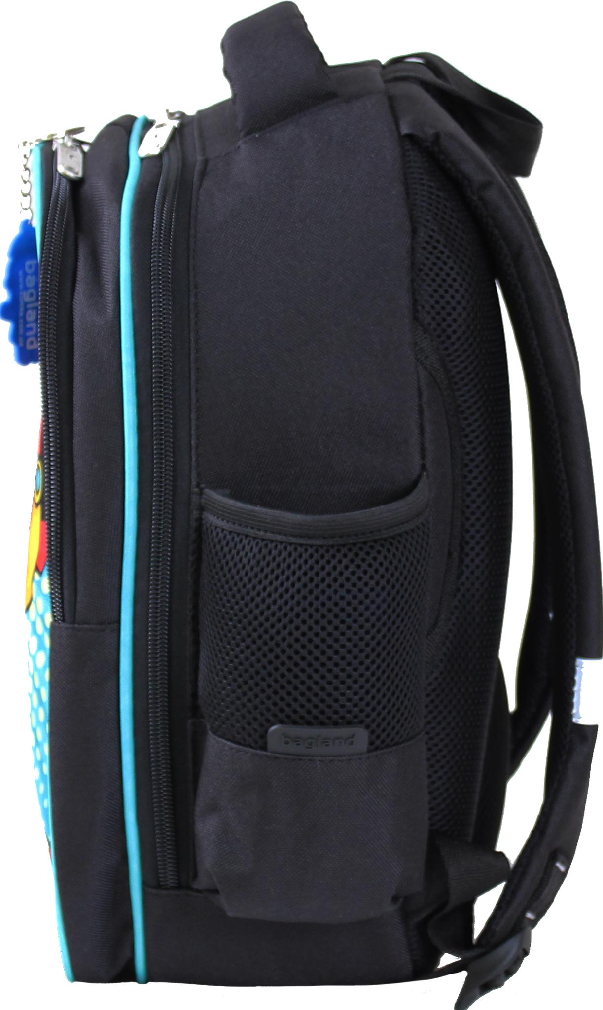 Рюкзак Bagland Pupil 14 л. черный 260 К (0012566)