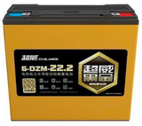 Аккумулятор CHILWEE 6-DZF-22 ( 12V 30Ah / 12В 30Ач ) - фотография