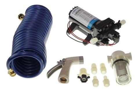 Комплект помывочный Shurflo Pro Blaster II Pro Washdown Kit, 12 В