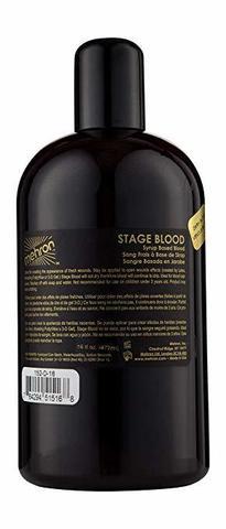 MEHRON Кровь искусственная Dark Venous 16 oz. (Темная венозная), 472 мл