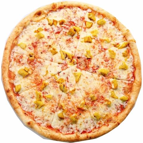 Пицца с курицей 500 гр