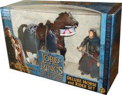 Властелин колец Возвращение Короля набор фигурок Арагорн и конь Брего
