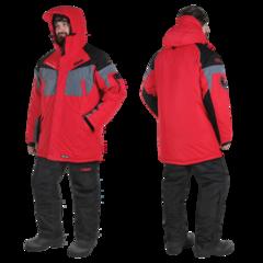 Костюм зимний Alaskan Dakota красный/серый/черный раз. XL