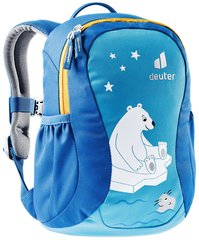 Рюкзак детский Deuter Pico azure-lapis (2021)