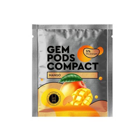 Gem Pods Compact (совместим с Logic) Манго