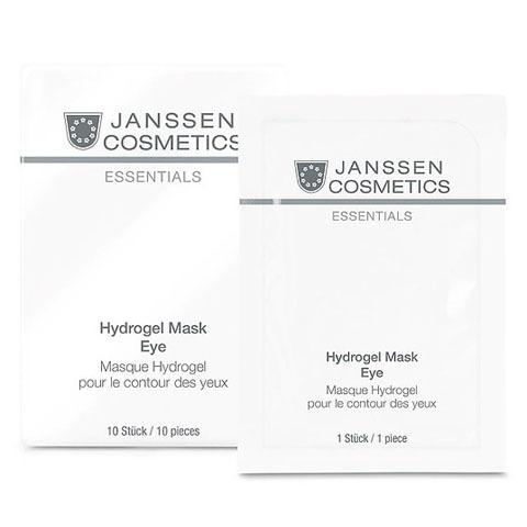 Janssen Biocellulose Mask: Универсальная интенсивно увлажняющая лифтинг-маска для лица и шеи с голубикой (Biocellulose Mask Face & Neck)