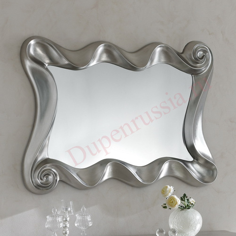 Зеркало Dupen PU183 В серебро