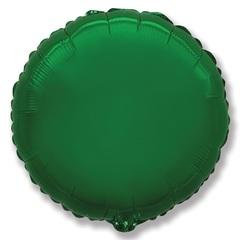 F 9''/23см, Мини-круг, Зеленый, / 5 шт. /
