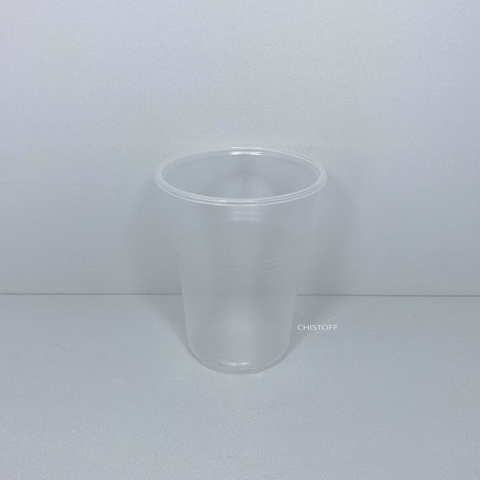Стакан пластиковый одноразовый 300 мл Эконом (50 шт.)