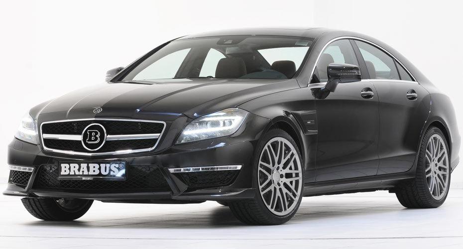 Обвес Brabus для Mercedes CLS63 AMG C218